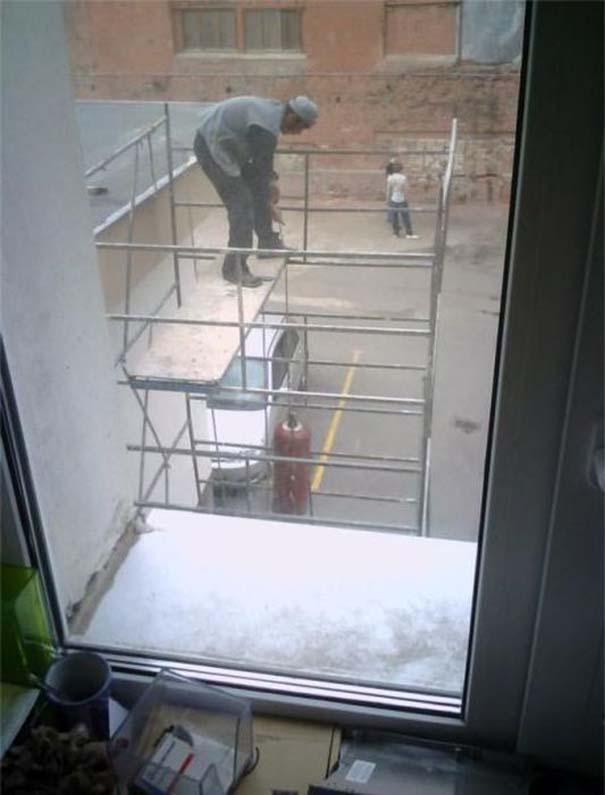Πάνω απ' όλα η ασφάλεια... (1)