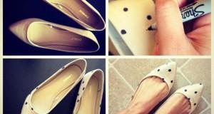 15 παπούτσια διακοσμημένα με μαρκαδόρο