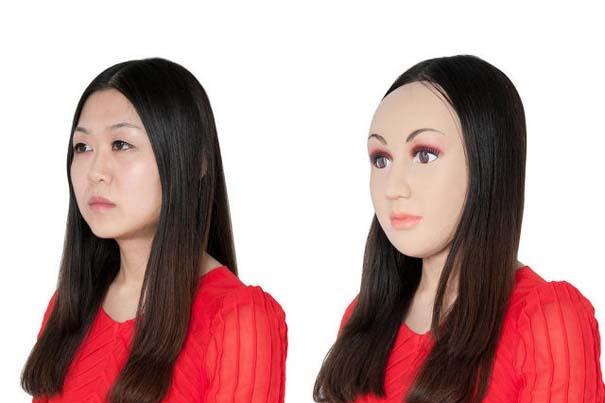 Μια περίεργη μάσκα ομορφιάς που υπόσχεται να σας κάνει… θεά στη στιγμή (9)