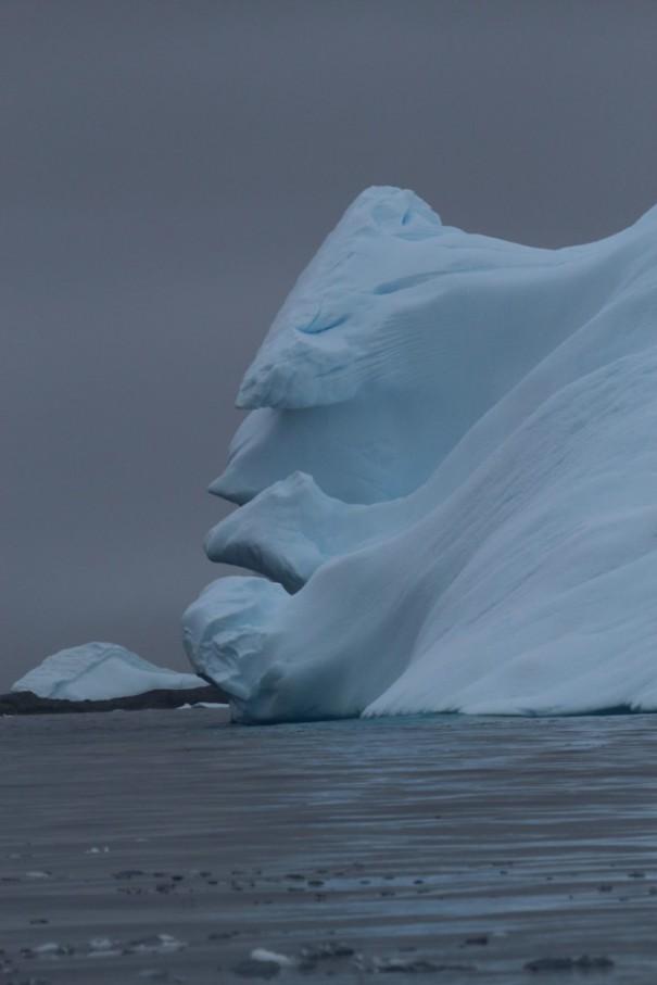 Θυμωμένο παγόβουνο   Φωτογραφία της ημέρας