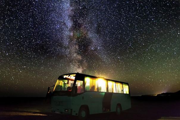 Εκδρομή κάτω από τ' αστέρια | Φωτογραφία της ημέρας