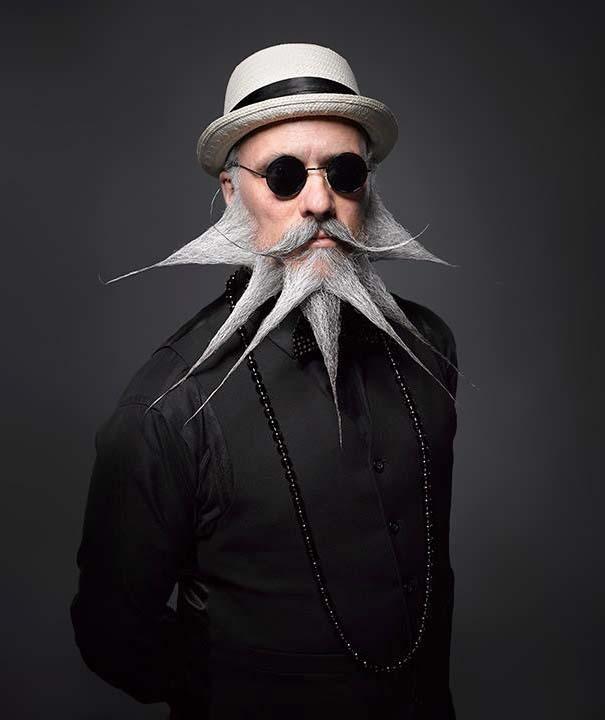 Τα πιο τρελά μούσια και μουστάκια του 2013 (8)
