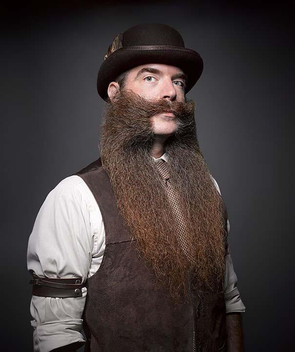 Τα πιο τρελά μούσια και μουστάκια του 2013 (10)