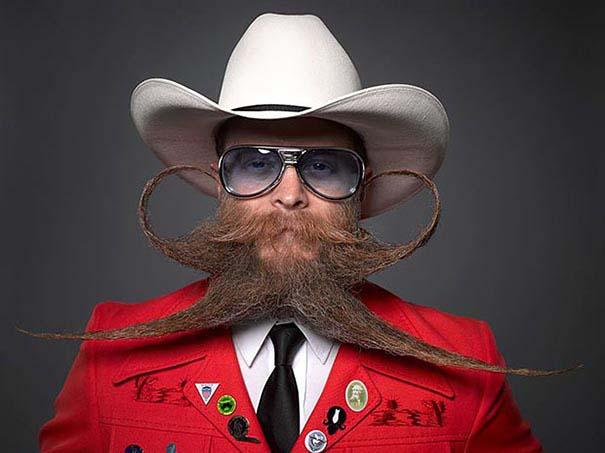 Τα πιο τρελά μούσια και μουστάκια του 2013 (14)
