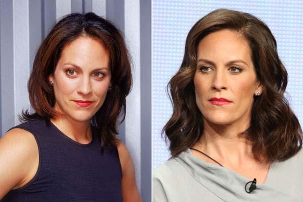 Πρωταγωνιστές σειράς «The X-Files» τότε και τώρα (6)