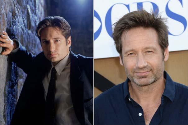 Πρωταγωνιστές σειράς «The X-Files» τότε και τώρα (2)
