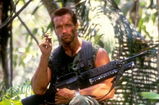 Πρωταγωνιστές ταινίας «Predator» τότε και τώρα (1)