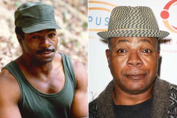 Πρωταγωνιστές ταινίας «Predator» τότε και τώρα (3)