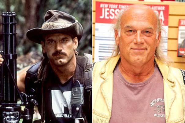 Πρωταγωνιστές ταινίας «Predator» τότε και τώρα (7)
