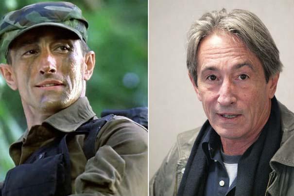 Πρωταγωνιστές ταινίας «Predator» τότε και τώρα (5)