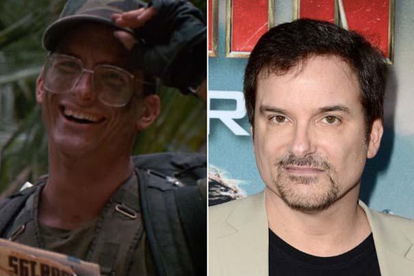 Πρωταγωνιστές ταινίας «Predator» τότε και τώρα (9)