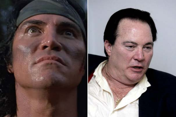 Πρωταγωνιστές ταινίας «Predator» τότε και τώρα (8)