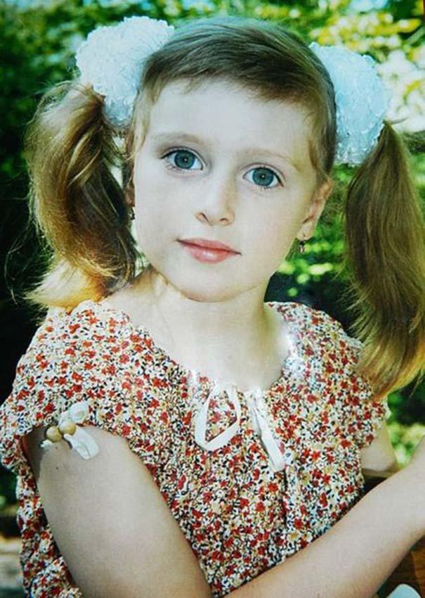 Πως είναι αυτό το κοριτσάκι με το αγγελικό πρόσωπο σήμερα; (1)