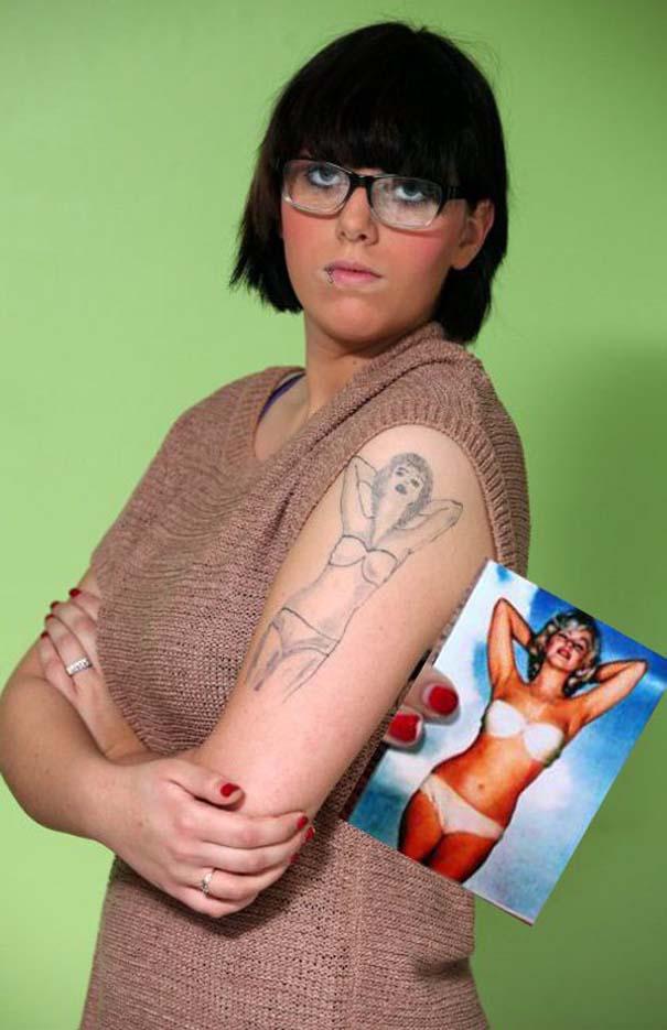 26 τατουάζ τα οποία κάποια στιγμή θα μετανιώσουν πικρά... (8)