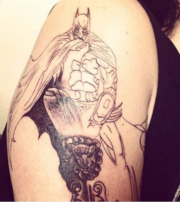 26 τατουάζ τα οποία κάποια στιγμή θα μετανιώσουν πικρά... (14)