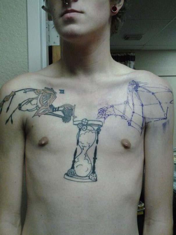 26 τατουάζ τα οποία κάποια στιγμή θα μετανιώσουν πικρά... (19)
