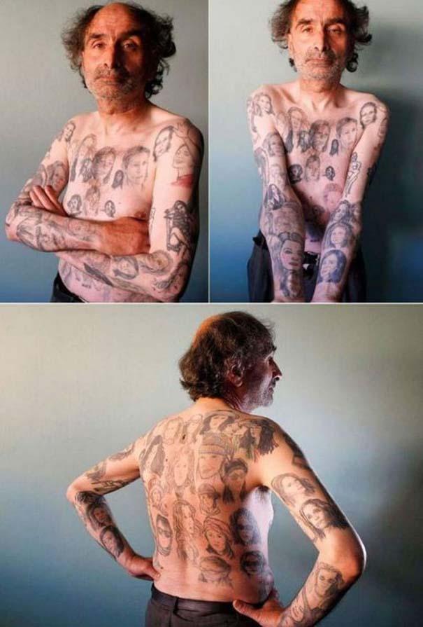 26 τατουάζ τα οποία κάποια στιγμή θα μετανιώσουν πικρά... (24)