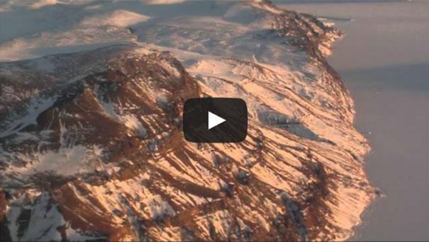 Τεράστιο φαράγγι ανακαλύφθηκε στη Γροιλανδία