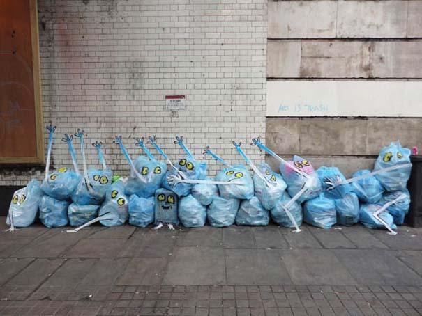Τέχνη από... σκουπίδια (5)