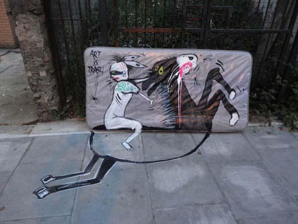 Τέχνη από... σκουπίδια (7)