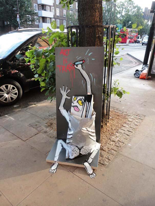Τέχνη από... σκουπίδια (10)