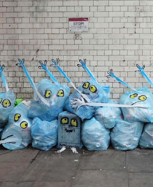 Τέχνη από... σκουπίδια (13)
