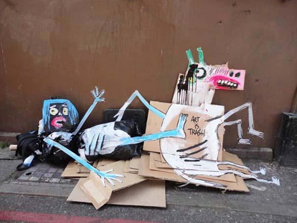 Τέχνη από... σκουπίδια (14)