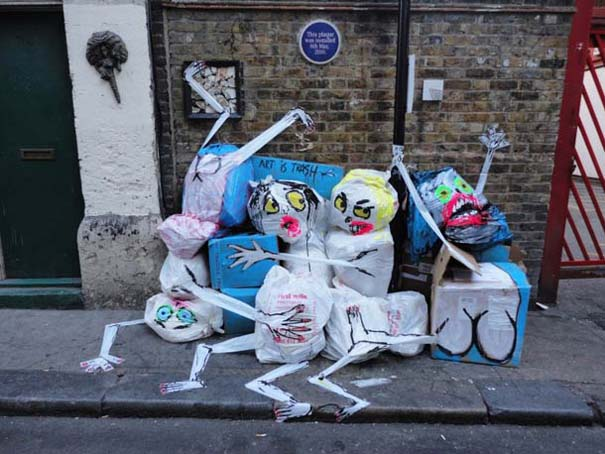 Τέχνη από... σκουπίδια (15)