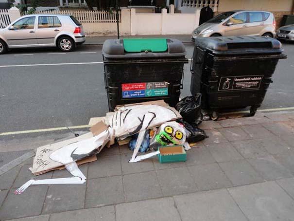 Τέχνη από... σκουπίδια (18)