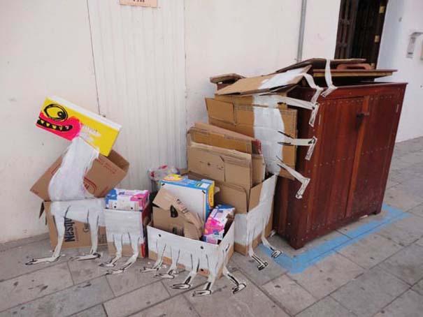 Τέχνη από... σκουπίδια (19)