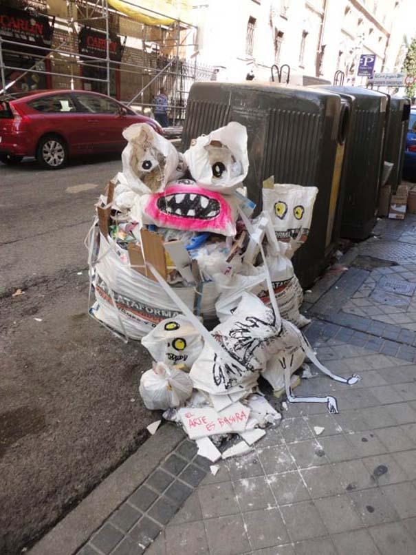 Τέχνη από... σκουπίδια (22)