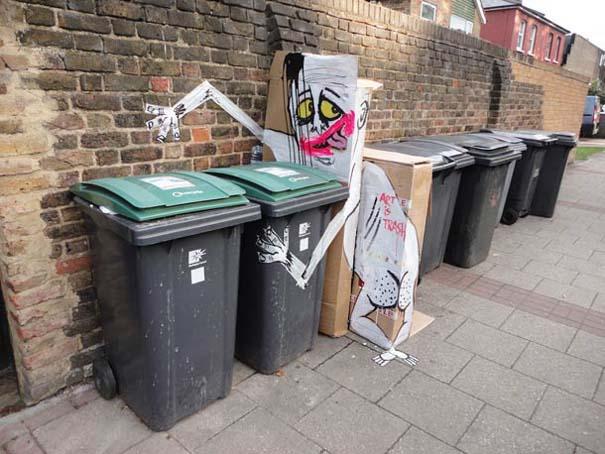 Τέχνη από... σκουπίδια (25)
