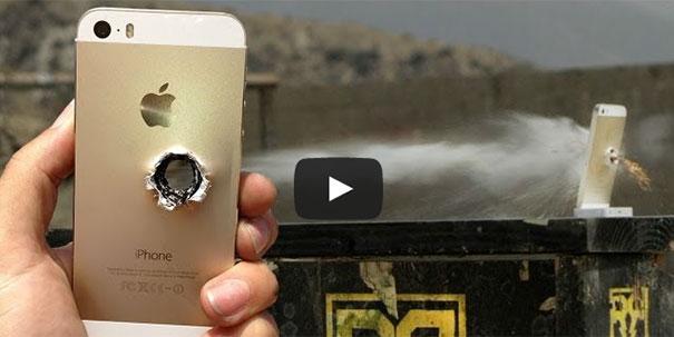 «Βασανίζοντας» το iPhone 5s
