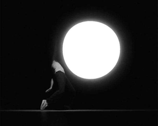 Χορεύοντας με το φως