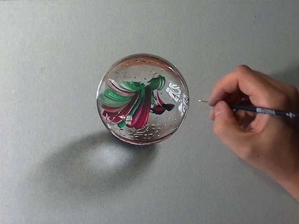 Απίστευτες υπερρεαλιστικές ζωγραφιές καθημερινών αντικειμένων (5)