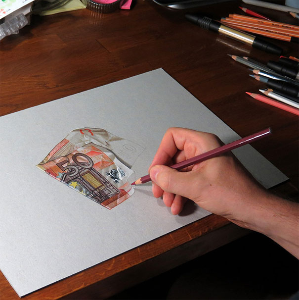 Απίστευτες υπερρεαλιστικές ζωγραφιές καθημερινών αντικειμένων (14)