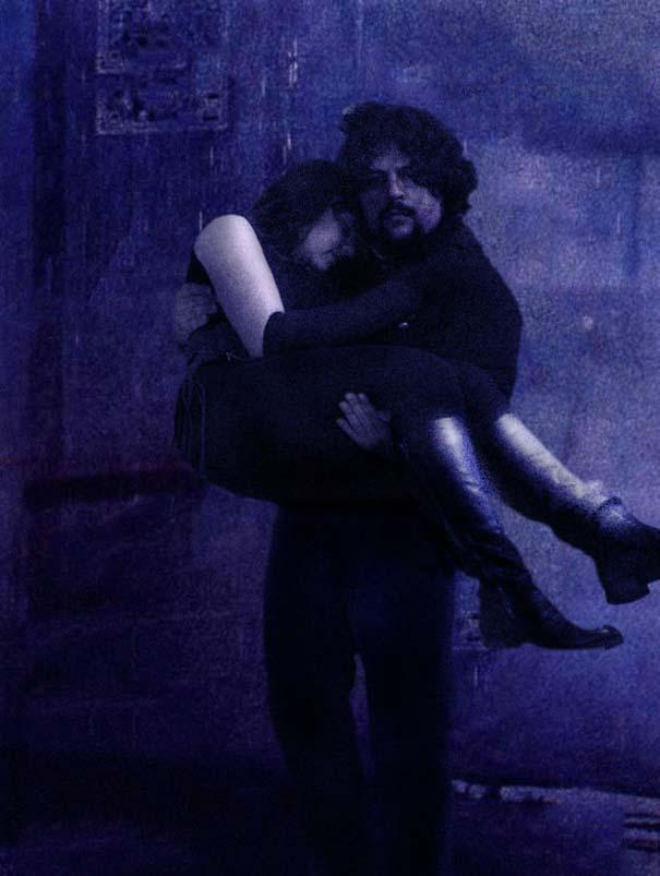 Ζευγάρι έφτιαξε φωτογραφικό άλμπουμ εμπνευσμένο από διάσημες ταινίες (3)