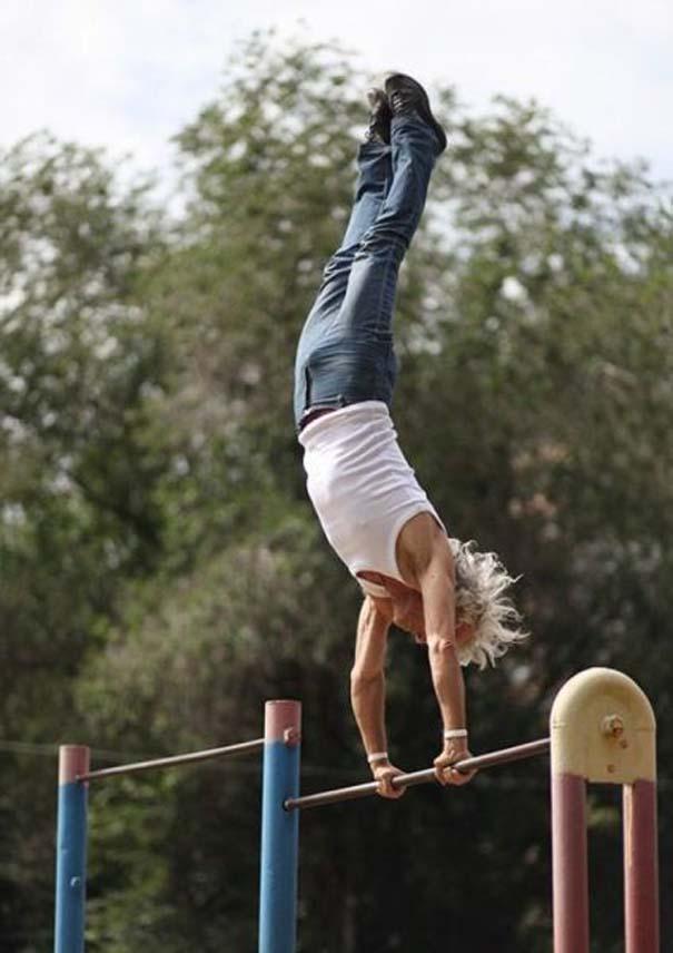 73χρονος με σώμα και ικανότητες εφήβου (4)