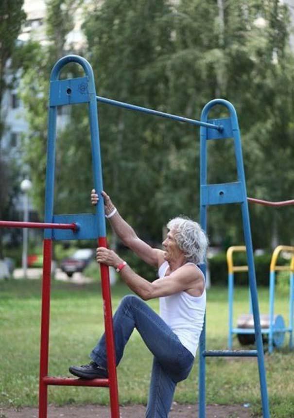 73χρονος με σώμα και ικανότητες εφήβου (6)