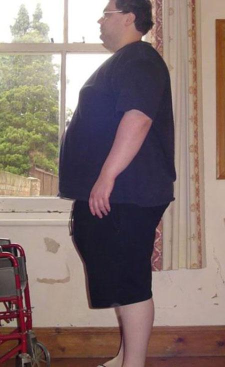 Άνδρας 210 κιλών έγινε κούκλος σε 18 μήνες (2)