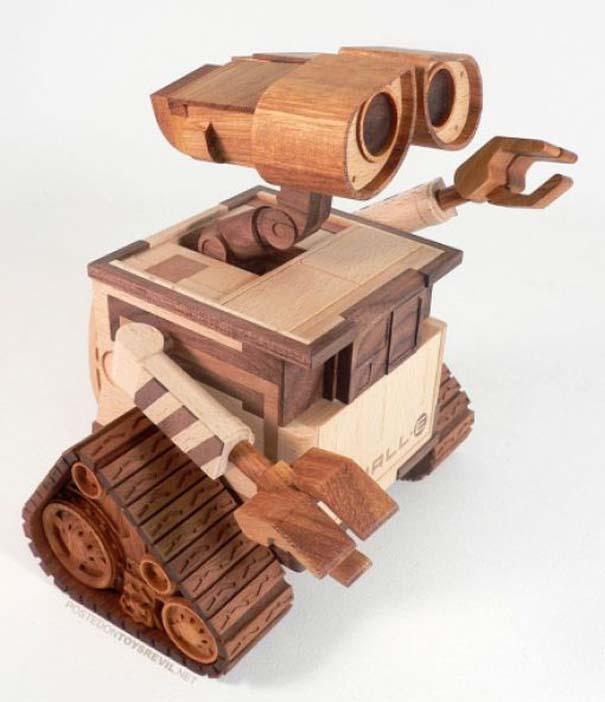 Απίστευτα γλυπτά από ξύλο (22)