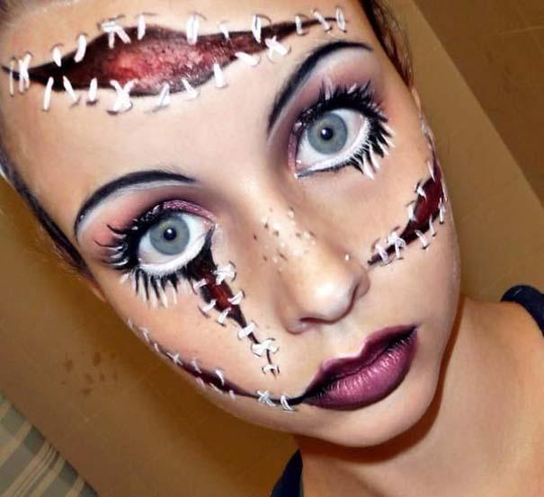 Απίστευτες μεταμορφώσεις με μακιγιάζ (8)
