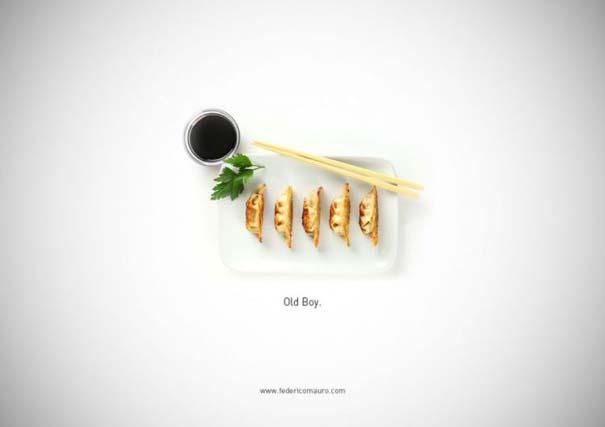 Διάσημα φαγητά & ποτά από ταινίες και σειρές (2)
