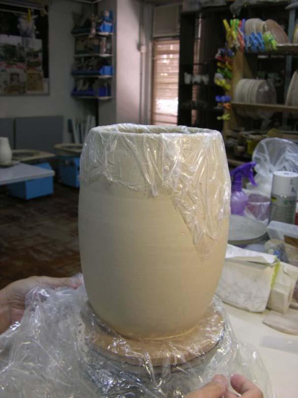 Η δημιουργία ενός μοναδικού βάζου (1)