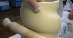 Η εντυπωσιακή δημιουργία ενός μοναδικού βάζου