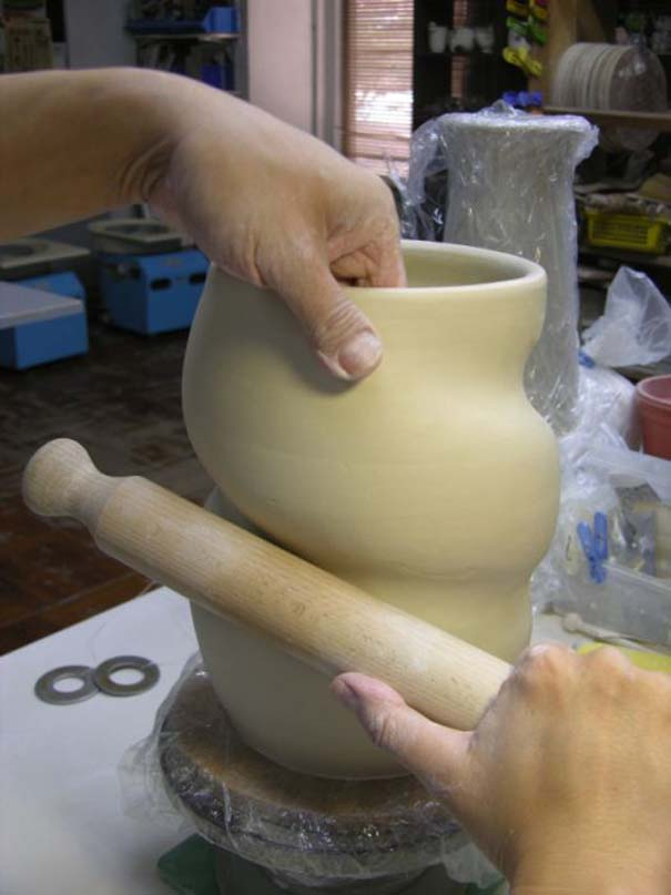 Η δημιουργία ενός μοναδικού βάζου (2)