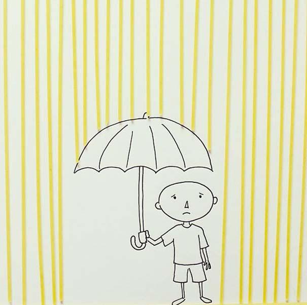 Δίνοντας ζωή σε καθημερινά αντικείμενα με ένα στυλό (7)