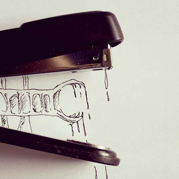 Δίνοντας ζωή σε καθημερινά αντικείμενα με ένα στυλό (16)