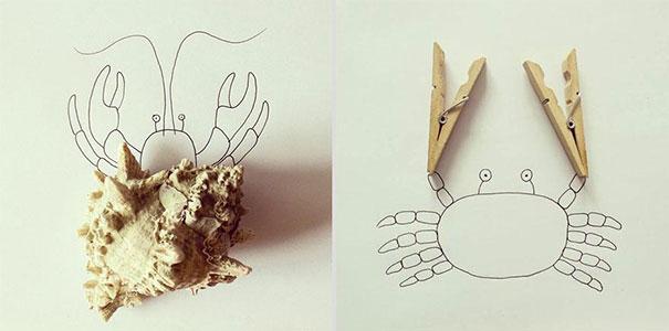 Δίνοντας ζωή σε καθημερινά αντικείμενα με ένα στυλό (25)