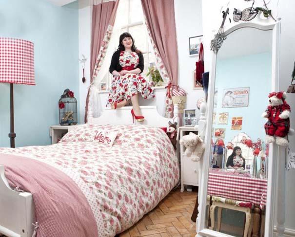 Δωμάτια γυναικών απ' όλο τον κόσμο (2)